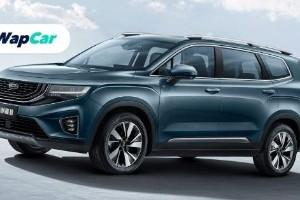 Harga SUV Geely Haoyue didedahkan, dari CNY 108k ke 148k, 1.8T & 7-DCT