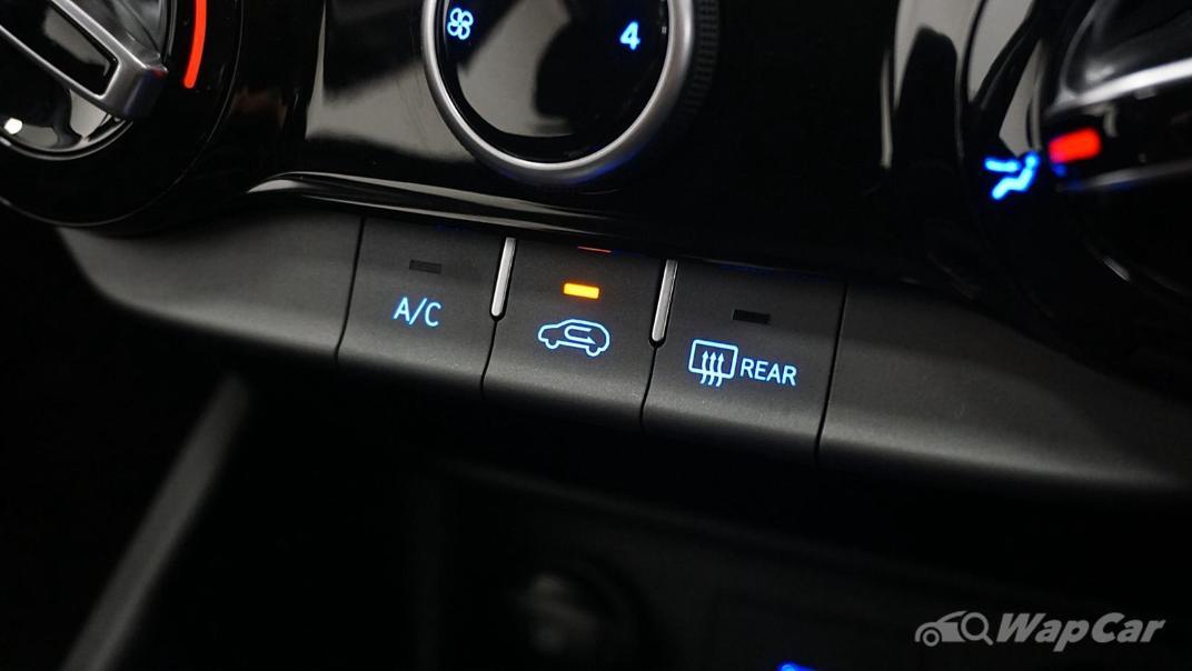 2021 Hyundai Kona 2.0 Standard Interior 014