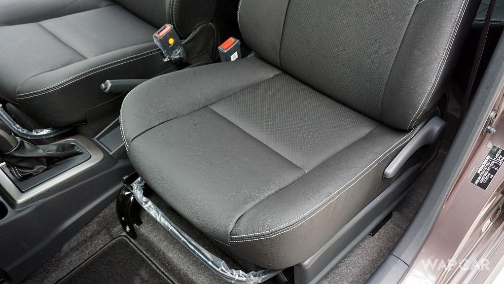 Perodua Bezza (2018) Interior 030