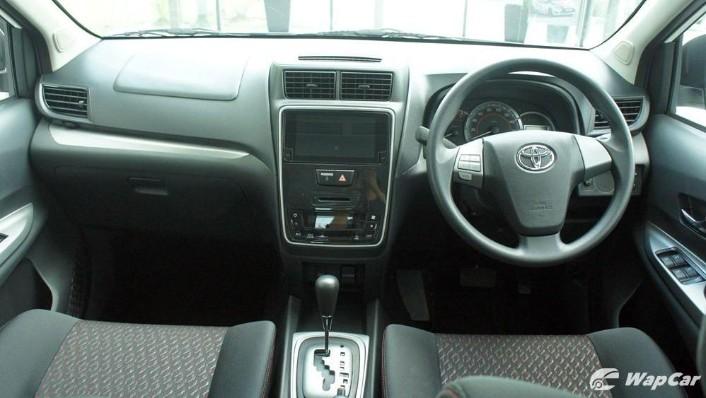 2019 Toyota Avanza 1.5S Interior 001