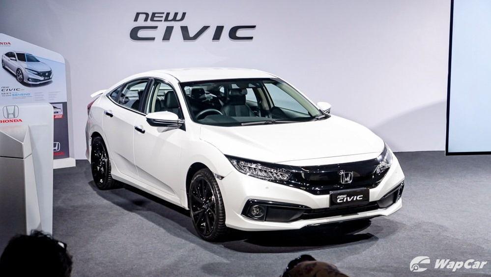 2020 Honda Civic 1.5 TC Premium Exterior 045
