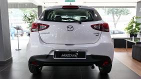 2018 Mazda 2 Hatchback 1.5 Hatchback GVC with LED Lamp Exterior 004
