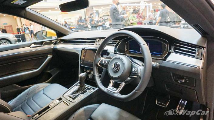 2020 Volkswagen Arteon 2.0 TSI R-Line Interior 004