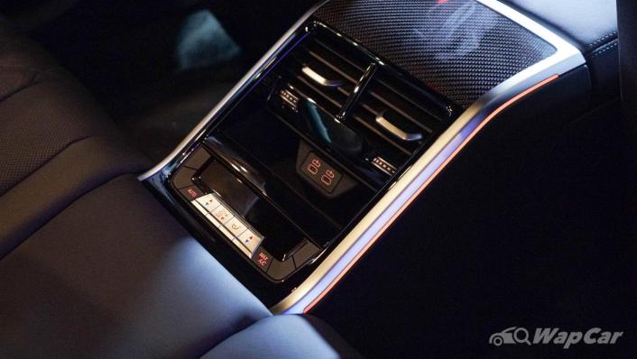 2020 BMW M850i xDrive Gran Coupe Interior 003