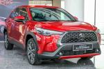 First shipment of the 2021 Toyota Corolla Cross 1.8V is in Malaysia, MCO postpones deliveries