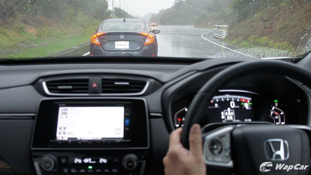 Next generation Honda Sensing can prevent collisions at junctions and crossroads 01