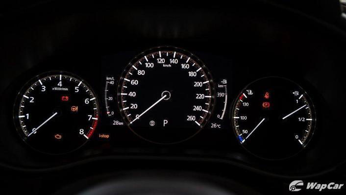2019 Mazda 3 Sedan 2.0 SkyActiv High Plus Interior 007