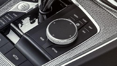 2019 BMW Z4 sDrive30i M Sport Interior 008