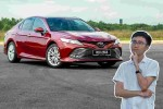 Video: 2019 Toyota Camry 2.5V Review, Why Settle for a BMW 318i?