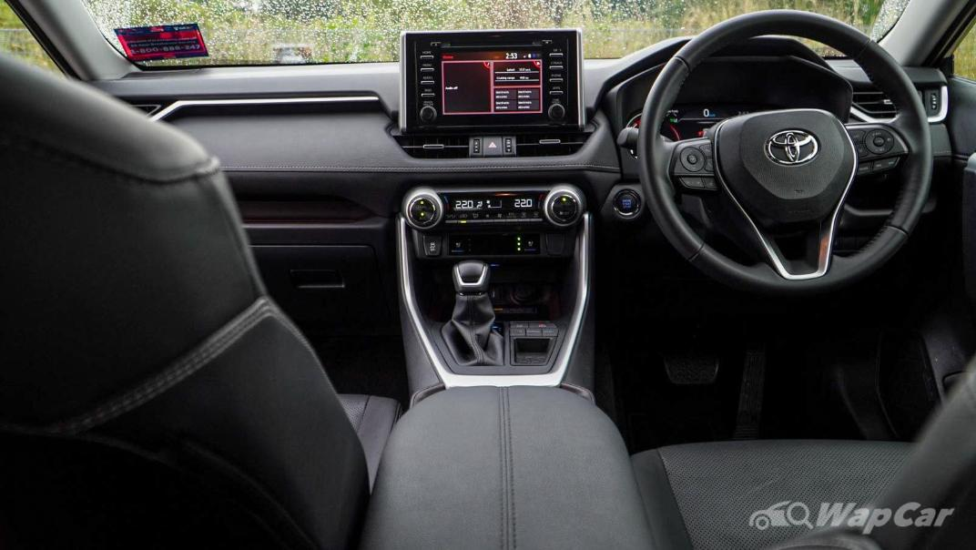 2020 Toyota RAV4 2.5L Interior 133
