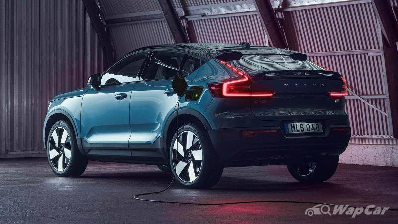 Volvo goes vegan! Leather-free interior in all models by 2030, starting with 2022 Volvo C40 Recharge 02