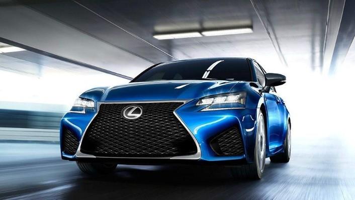 Lexus GS (2018) Exterior 002