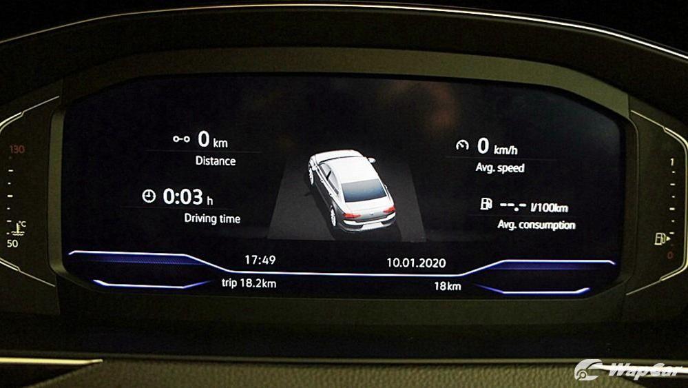 2020 Volkswagen Passat 2.0TSI Elegance Interior 099