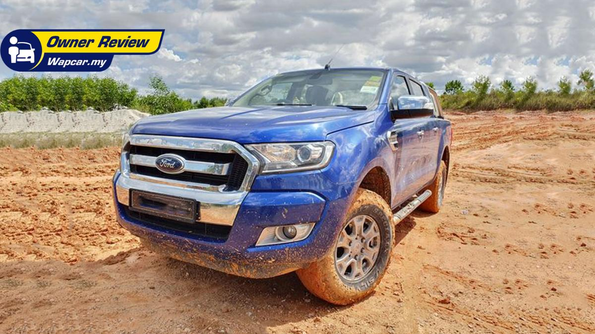 Owner Review: Comfortable handling and good fuel economy - My Ford Ranger 2.2 XLT AUTO 01