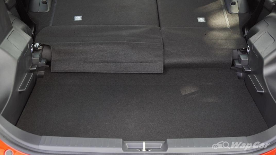 2021 Perodua Ativa 1.0L Turbo AV Special Metallic Interior 087
