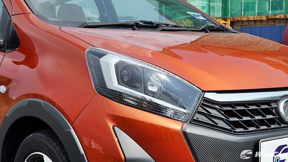 2019 Perodua Axia Style 1.0 AT Exterior 010