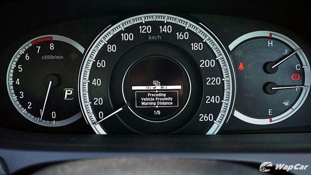 2018 Honda Accord 2.4 VTi-L Advance Interior 033