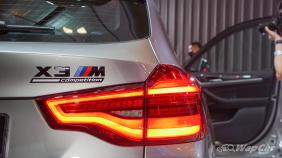 2020 BMW X3 M Competition Exterior 009