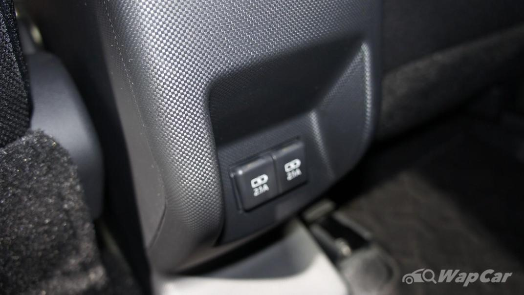 2021 Perodua Ativa Interior 022