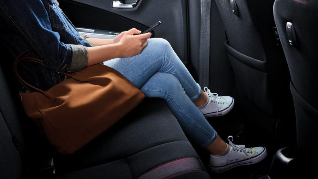 2019 Perodua Axia AV 1.0 AT Interior 070