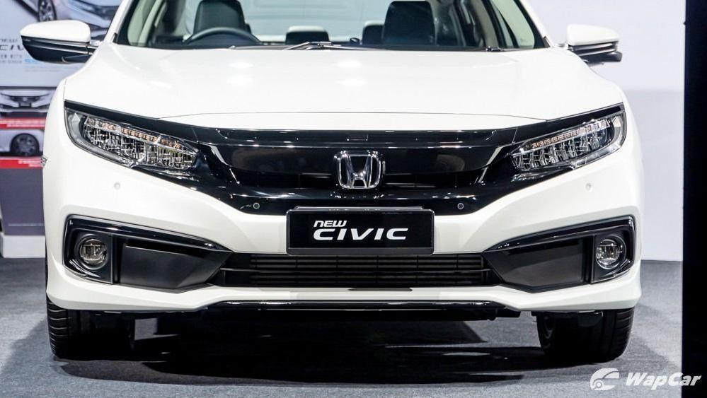 2020 Honda Civic 1.5 TC Premium Exterior 048