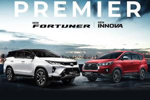 3-row seat champs, 2021 Toyota Fortuner and Innova facelift to launch on 2-Feb