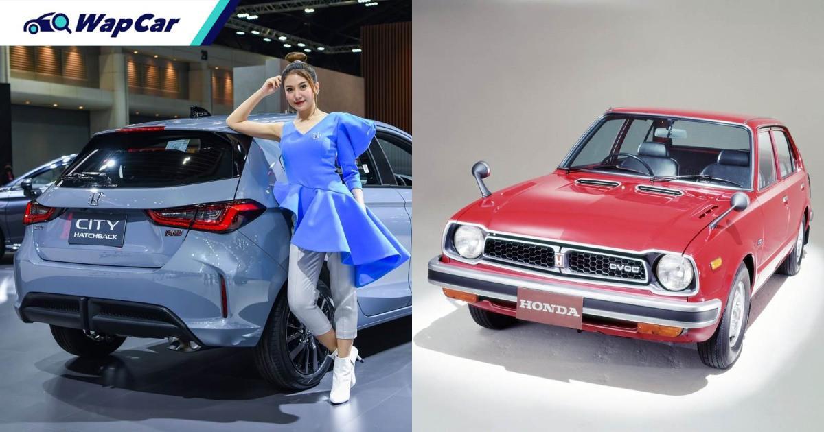 77% orang Jepun melihat Honda City Hatchback sebagai pengganti Honda Civic generasi pertama! 01