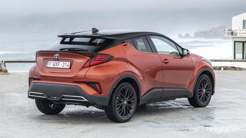2021 Toyota C-HR to be dropped from Malaysia as Thailand shifts to hybrid-only C-HR facelift 02