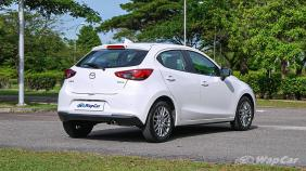 2020 Mazda 2 Hatchback 1.5L Exterior 005