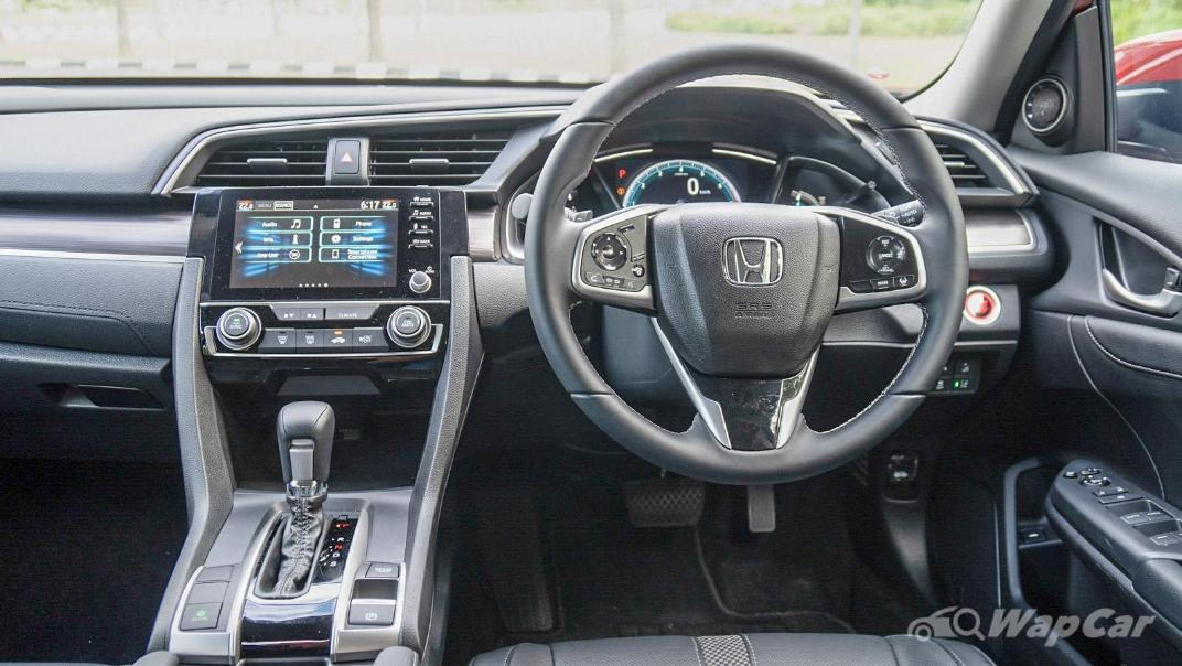 2020 Honda Civic 1.5 TC Premium Interior 005