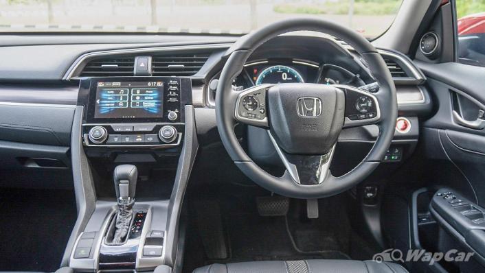 2020 Honda Civic 1.5 TC Premium Interior 005