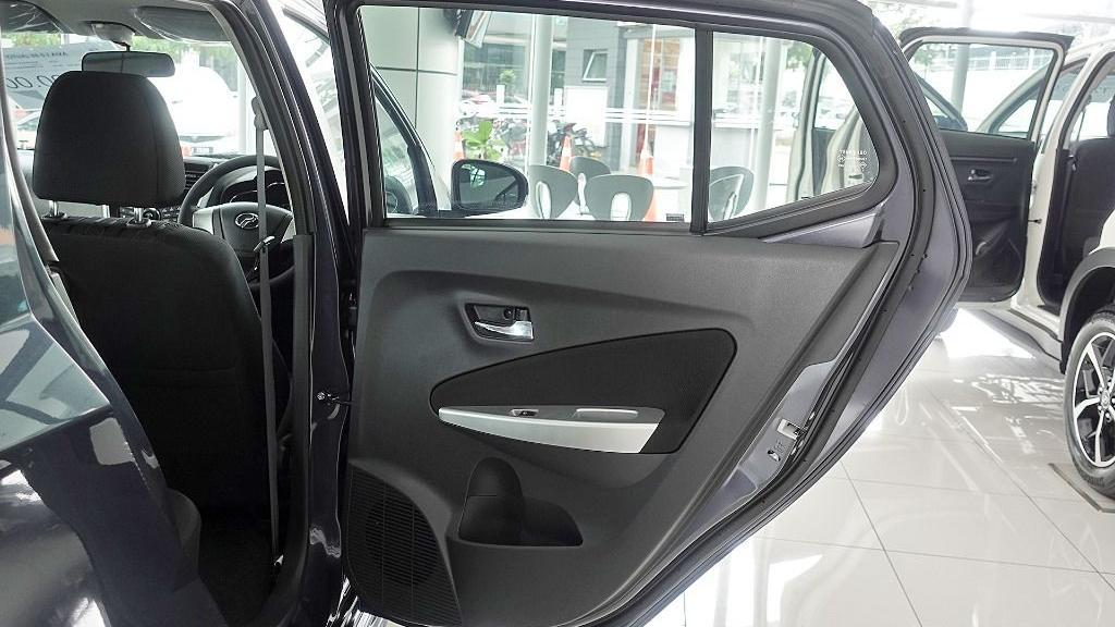2018 Perodua Axia SE 1.0 AT Interior 049