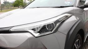 2019 Toyota C-HR 1.8 Exterior 011