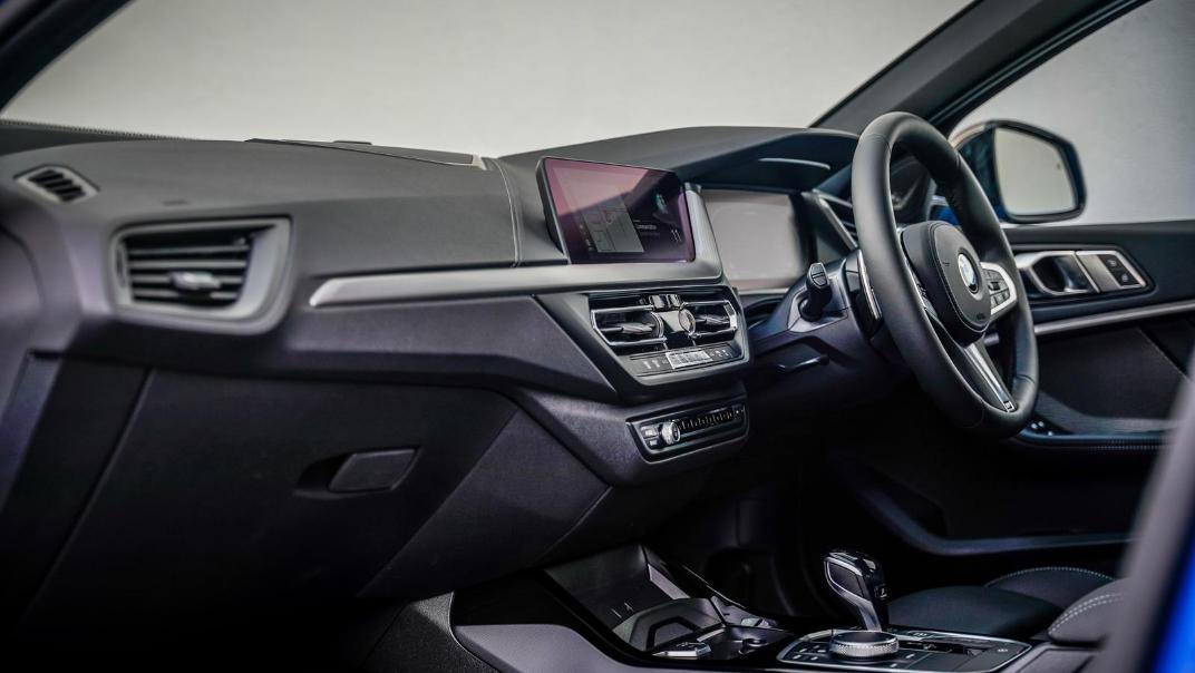 2020 BMW 1 Series M135i xDrive Interior 002