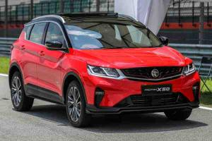 Proton X50 open for booking in Brunei, first CBU market for X50
