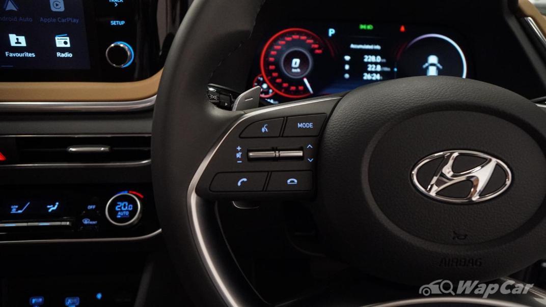 2020 Hyundai Sonata 2.5 Premium Interior 078