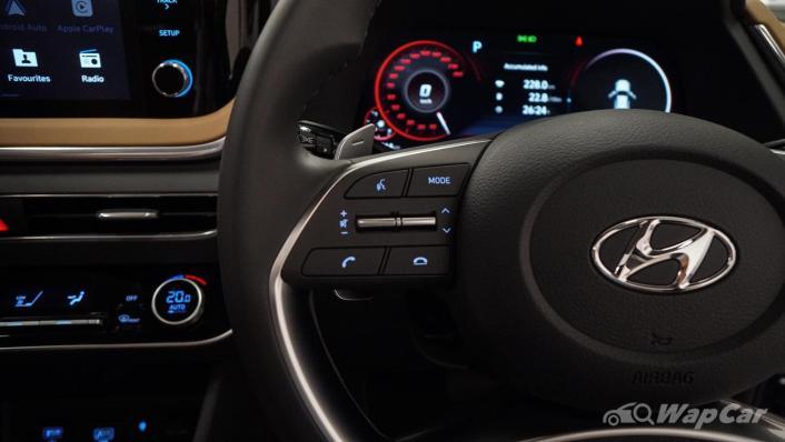 2020 Hyundai Sonata 2.5 Premium Interior 009