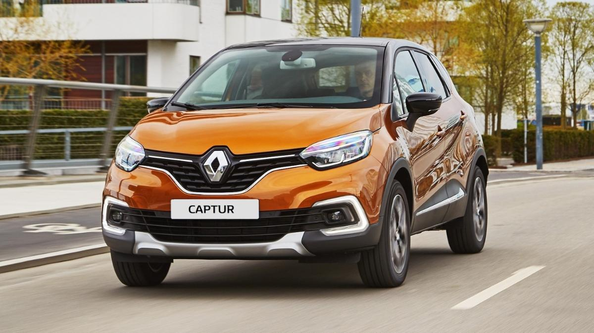 Renault Pre-Owned Captur Subscription