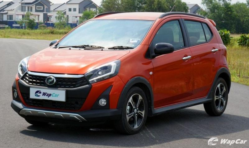 Perodua Axia Style 2019