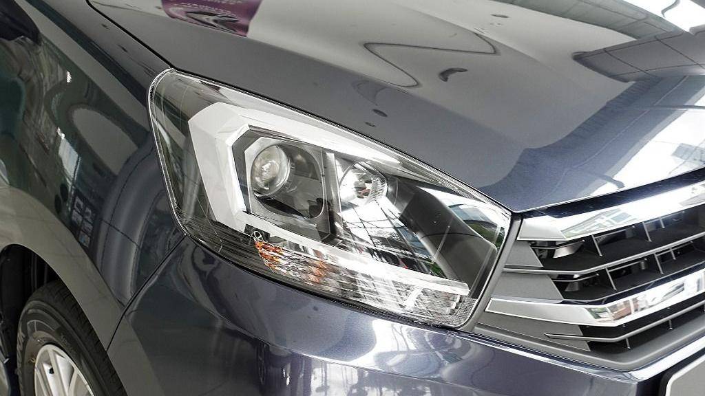 2018 Perodua Axia SE 1.0 AT Exterior 016