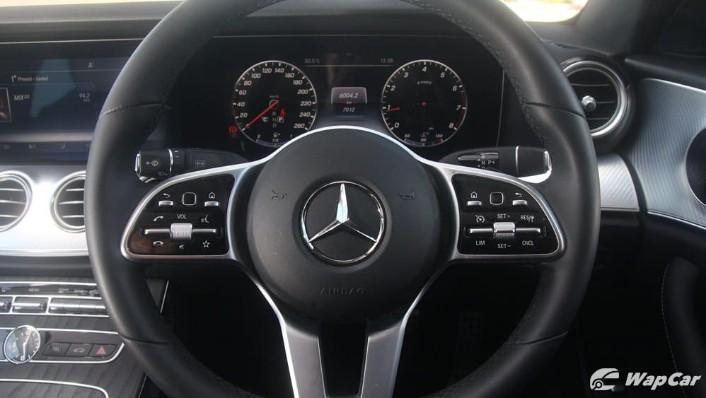 2019 Mercedes-Benz E-Class E 200 SportStyle Avantgarde Interior 005