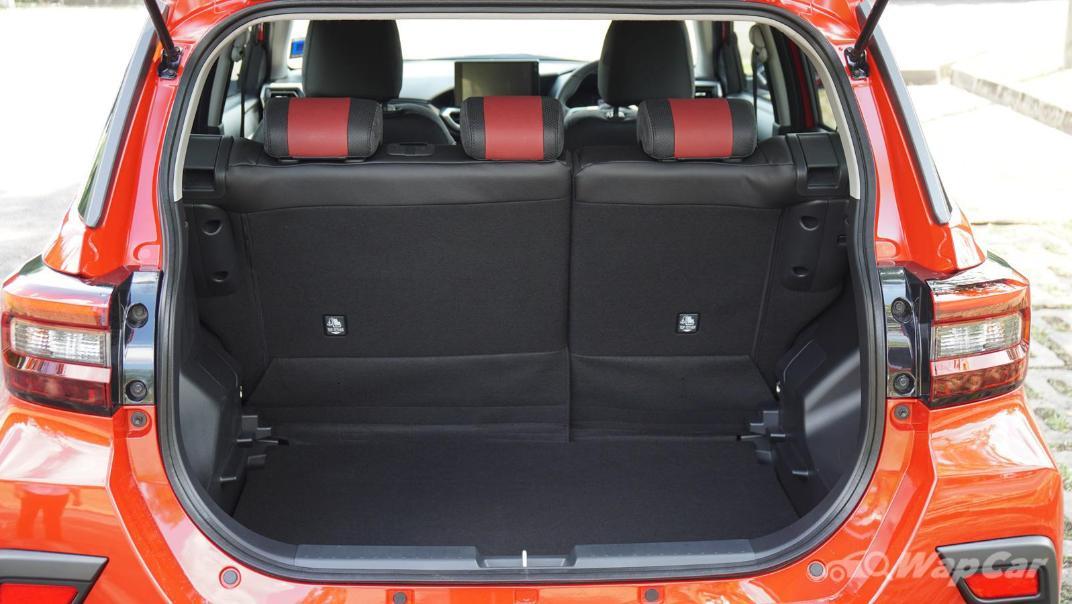 2021 Perodua Ativa 1.0L Turbo AV Special Metallic Interior 084