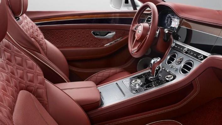 Bentley Continental (2019) Interior 007
