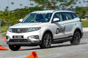 Quick Review: 2020 Proton X70 CKD, the devil is in the details