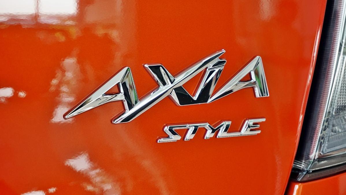 2019 Perodua Axia Style 1.0 AT Exterior 057
