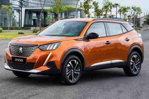 Peugeot 2008 launched in Vietnam, Malaysia next?