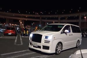 Toyota Alphard dijadikan Rolls Royce mampu milik, modifikasi dari Jepun!