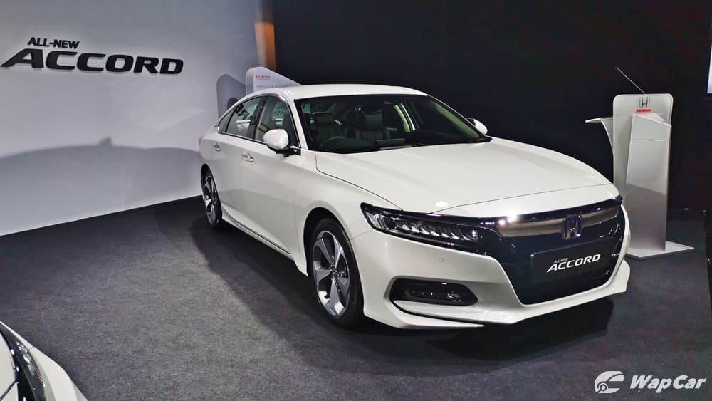 All-new 2020 Honda Accord launched in Malaysia, 201 PS 1.5L Turbo, most powerful D-sedan, from RM 186k 02