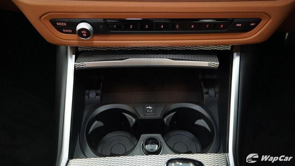 2019 BMW 3 Series 330i M Sport Interior 018