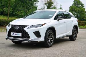 In Brief: 2019 Lexus RX 300 - Who needs air suspension?